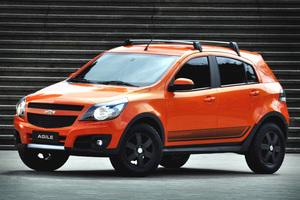 Μικρό SUV ετοιμάζει η Chevrolet